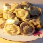 Вкусные домашние пельмени с рубленой картошкой