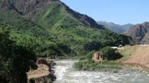 горная река1