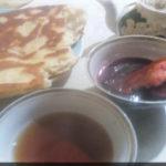 Вкусные домашние лепешки на кефире на сковороде